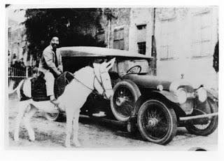 Fujita on donkey car