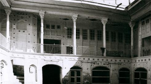 House of Bahaullah in Baghdad