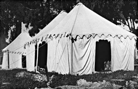Tents of the Blessed Beauty
